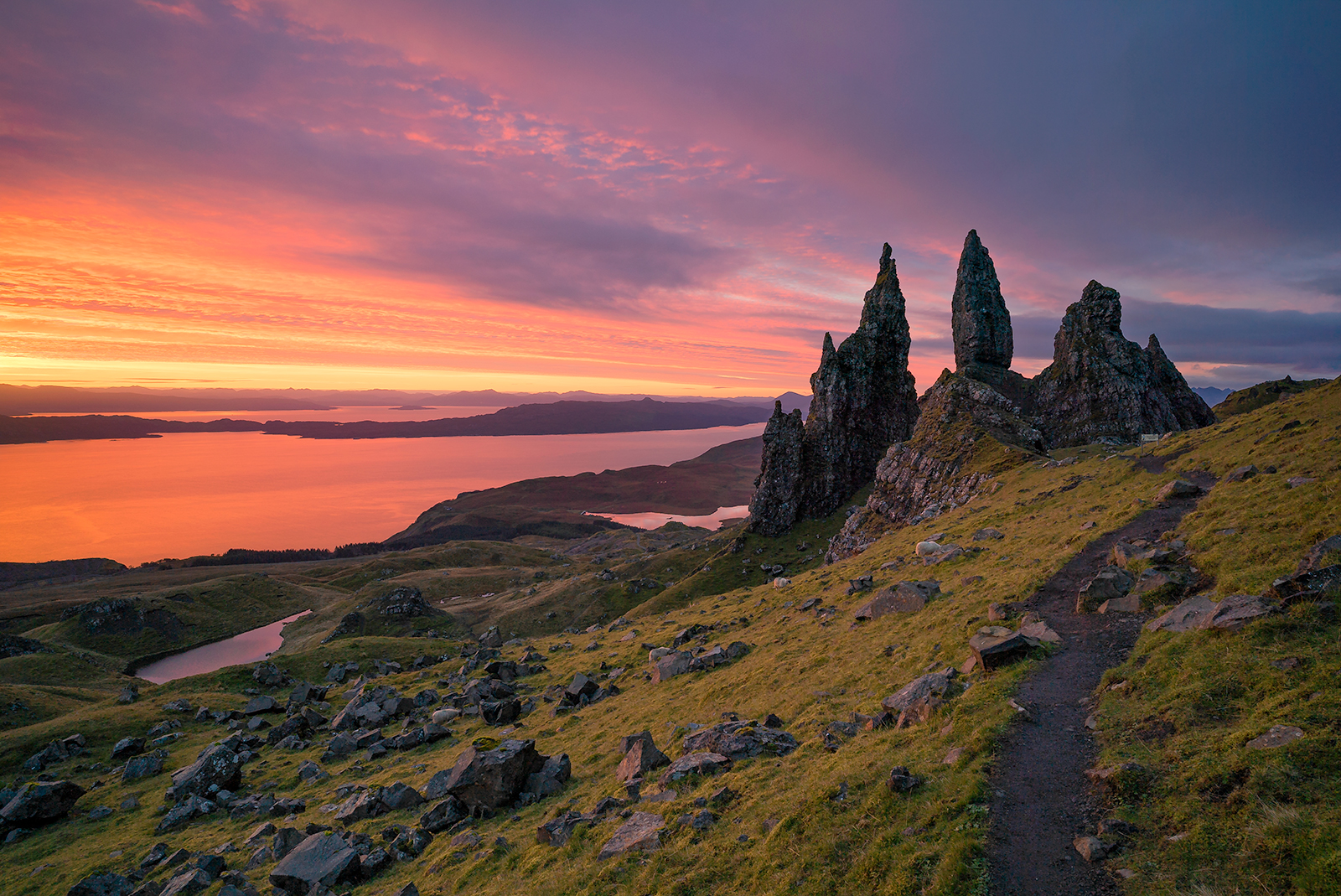 Hike the Old Man of Storr on our Scotland Photography Workshop